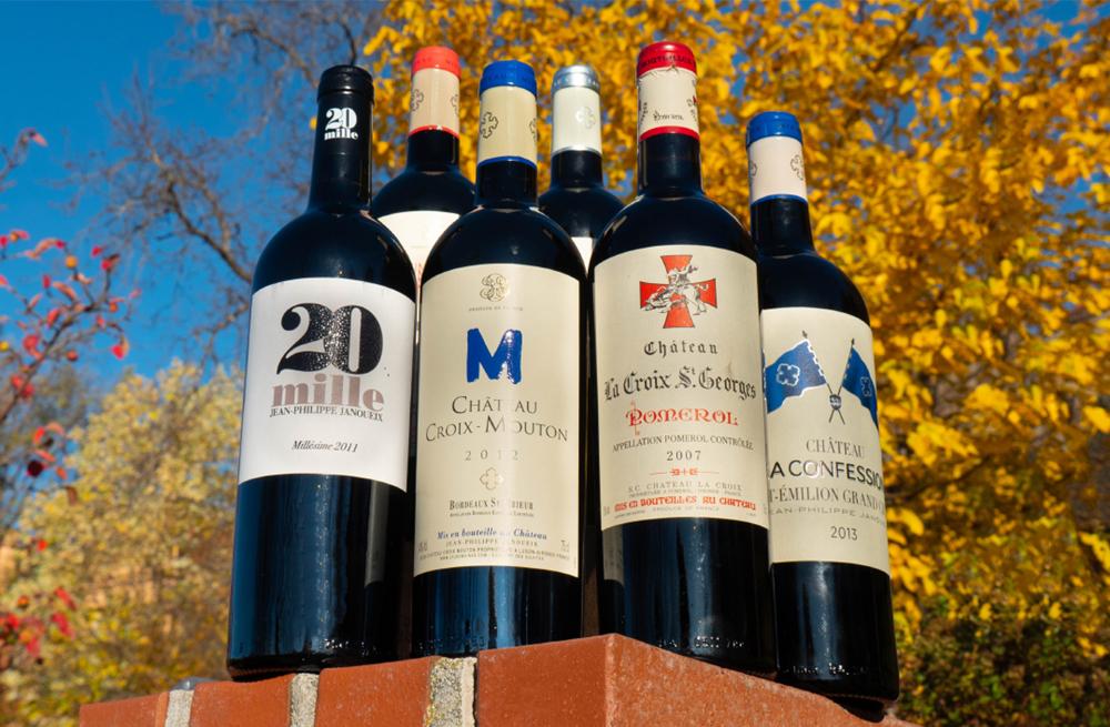 Bazar vín
