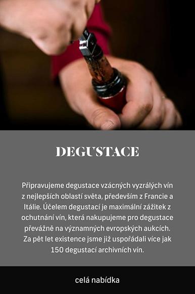 Degustace
