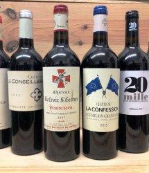 Bordeaux balíček vín J. P. Janoueix